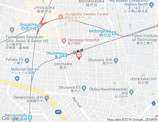 TOKYO SABAKU / トーキョーサバクの地図 - クリックで大きく表示します