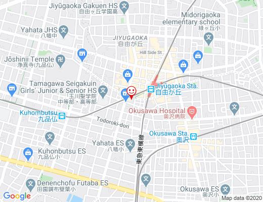 Trainchi / トレインチの地図 - クリックで大きく表示します