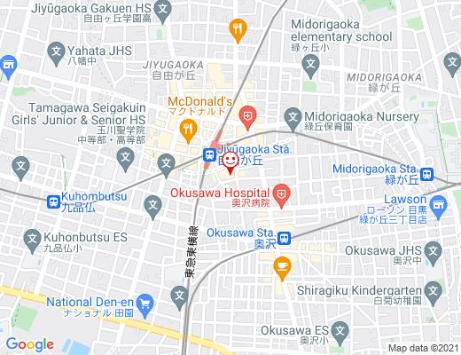 チューリップ食堂 / チューリップショクドウ(6月中旬OPEN予定)の地図 - クリックで大きく表示します