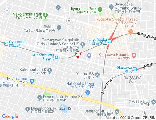 ホルモン焼DINING Ucharu / ウッチャルの地図 - クリックで大きく表示します