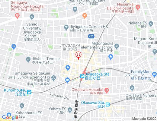 une nana cool / ウンナナクールの地図 - クリックで大きく表示します