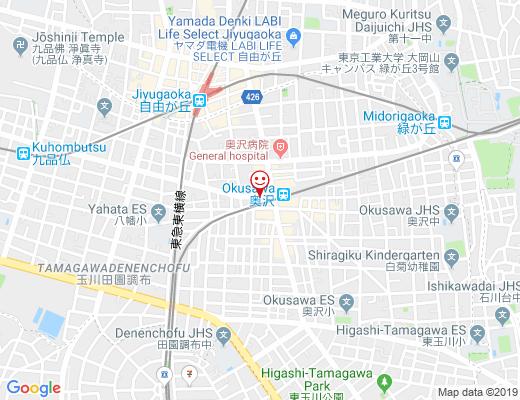 VIVA Strange Boutique / ビバ ストレンジブティックの地図 - クリックで大きく表示します