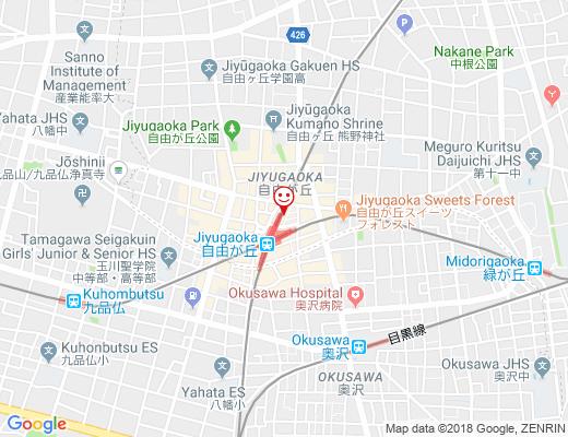 和バル 艸 SOU / ソウの地図 - クリックで大きく表示します