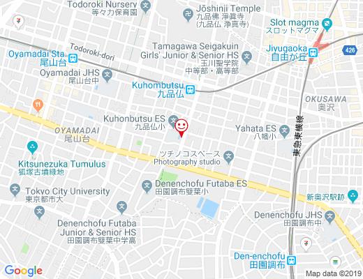 世田谷焼肉 bon / セタガヤヤキニク ボンの地図 - クリックで大きく表示します