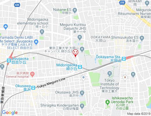 焼肉&Cafe 善玉 / ヤキニク&カフェ ゼンダマの地図 - クリックで大きく表示します