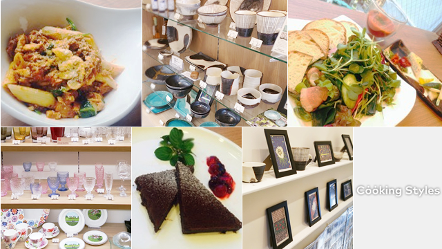 Cooking Styles cafe+wines 自由が丘店 / クッキングスタイルズ カフェプラスワインズ