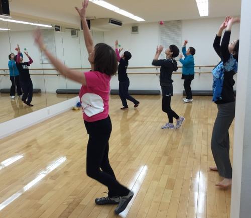 見られるは魅せるの始まり@ジャグササイズ ダンディGOのジャグササイズ 自由が丘教室