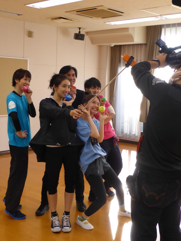 Kawaii Asia で ジャグササイズ! ダンディGOのジャグササイズ 自由が丘教室